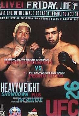 UFC26EventPoster