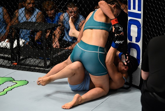 The Ultimate Fighter: A New World Champion
