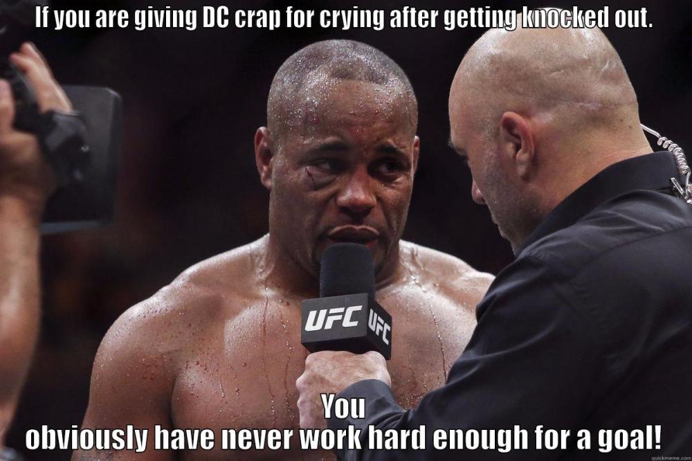 dc cry
